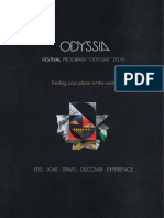 Odyssia 2016 Program en