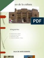 Museo de la cultura trabajo.pptx