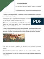 El Ogro Del Bosque