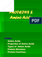 Chapter 7.  Proteins and Aminoacids.ppt