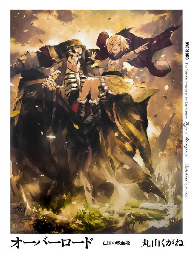 Overlord Volume 13 5 Black Zombies Nature