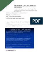 Informe Applegate, Paraeligrafo y Componentes de Una Protesis-1