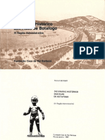 Paulo Berger - Dicionário Histórico Das Ruas Do Rio de Janeiro - Botafogo