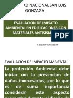EIA, ESTUDIO DE IMPACTO AMBIENTAL