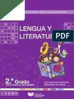 2do Egb Texto Lengua
