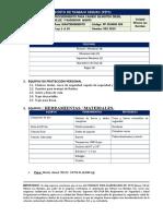 Pets Cambio de Motor Diesel 3512c 6060fs - Actualizado