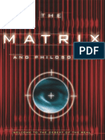 Matrix and Philosophy - William Irwin, Ed
