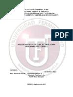 169855893 Educacion Superior en Venezuela