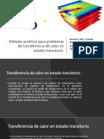 Transferencia de Calor en Estado Transitorio