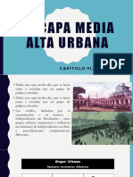 La Capa Media Alta Urbana