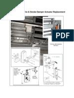 Basic Training - Fire & Smoke Damper Actuator Replacement