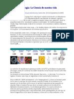 1-Biología La Ciencia de Nuestra Vida