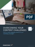Overcoming Content Challenges