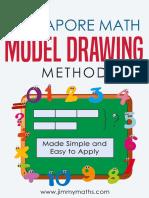 Singapore Math Model Drawing eBook