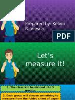1. Measurement