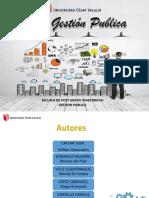 Diapositivas Gestión Publica