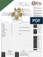 Edetible L5R Sheet