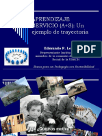 PPT Aprendizaje Servicio