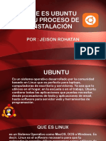 Que Es Ubuntu