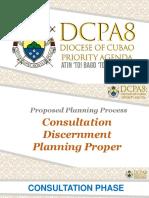 Dcpa Planning