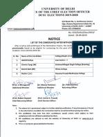 Electrochemistry certificate