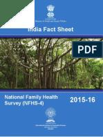 NFHS IV report - 1