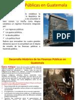 Las Finanzas Publicas en Guatemalapc
