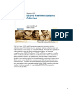 DB2 9.5 Real-Time Statistics Collection