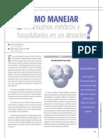 Como Manejar Los Insumos Hospitalarios(1)