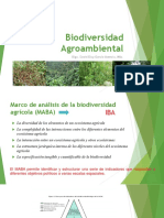 3.1 Indicadores Agroambientales