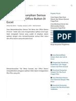 √ Cara Menyembunyikan Semua Tab Menu dan Office Button Di Excel - senbakusen.com.pdf