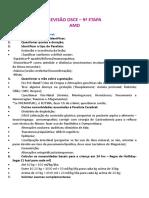 Revisão OSCE AMD