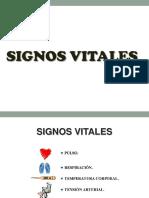 Signos Vitales canche
