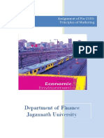 Elements of Macro-Environment _ Its Impact Over Marketing of Bangladeshi Goods _ Services