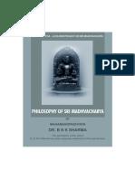 Philosophy of Sri Madhvacharya.pdf