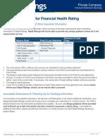 Rapid Ratings Data Requirements CQeQUIZ