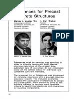 Tolerances for Precast Concrete Structures.pdf