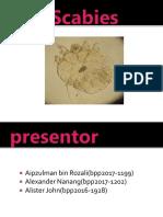 scabies presentation english.pptx