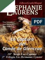 StephanieStephanie Laurens - Serie Los Cynster 19 - La Captura del Conde Glencrae