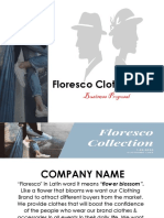 Floresco-Clothing-Line.pptx