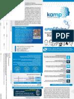KAMP Leaflet