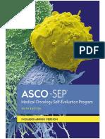 ASCO-SEP Sixth Edition