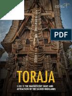 Toraja - Guide Book w
