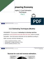 Chapter_3_Cost Estimation Techniques Student (Pt2)