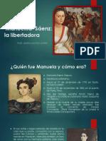 Unidad 5 Manuelita Sáenz - Jimena Muñoz