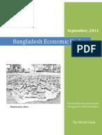 Bangladesh Economic Update, September 2011