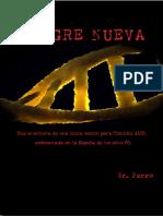 Sangre Nueva - Aventura de Rol Para Cthulhu d100