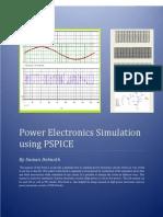 Power Electronics Simulation Using PSPIC