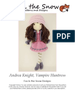 Andrea Knight Vampire Huntress Compressed