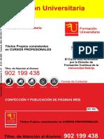 Confeccion Publicacion Paginas Web v.0.0